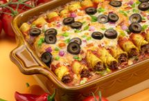 Main Dishes - Mexican
