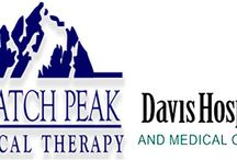 Physical Therapy / Physical therapy and sports medicine rebhabilitation / by Davis Hospital