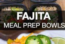 Meal Prep Inspiration