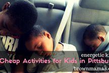 Activities for Kids in Pittsburgh