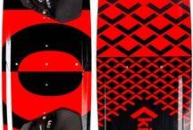 re volt - split kiteboard / Split kiteboard
