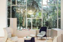 MDD Seating / Fabryka Mebli Biurowych MDD zaprezentowała pod koniec października na targach Orgatec w Kolonii nowe kolekcje. Stoi za nimi projektant Krystian Kowalski.