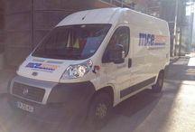 MCE Express / Photos de la société MCE Express : équipe, véhicules, locaux, etc.