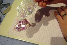 shaker & glitter pockets