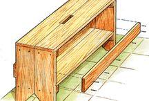 Wood Shop / by Ernie Navarro