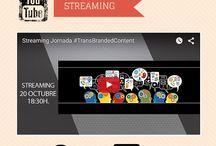 Branded Content & Transmedia Storytelling / Contenidos, ejemplos, infografías y más sobre Branded Content y Transmedia Storytelling.