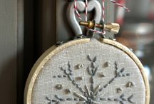 embroidery / by crafty Arty