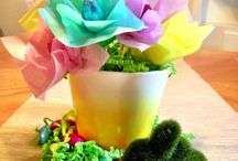 Easter / All about Easter--crafts, traditions, recipes, basket ideas, snacks, desserts, etc.