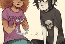 Nico Di Angelo / Nico is probably my favorite character ever tbh. He deserves his own board. / by Emily Kate