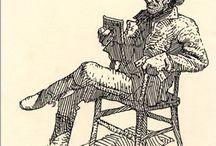 Far West & BD / L' Ouest américain illustré par de grands auteurs de bandes  dessinées, principalement européens (Jean Giraud, Serpieri, Morris, etc ...)