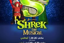 Shrek The Musical UAE / THE WAIT IS OVER !!!  The Breathtaking & Spectacular Broadway Musical Masterpiece, Comes to Dubai & Abu Dhabi this March & April.  SHREK THE MUSICAL  Tickets will go on Sale Exclusively on www.TixBox.com TixBox Middle East on 18.February.2016.  GET READY TO BELIEVE, ALL OGRE AGAIN !!!  Brought To You By: Alchemy Project | www.alchemy-project.com Alchemy Project UAE  # Dubai # Abu Dhabi # UAE #ShrekTheMusical
