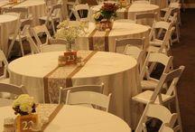 Déco table de fête