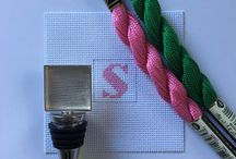Needlepoint Canvases we sell / Check this board out for a few samples of our current canvases.