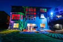 LED Home Exterior Lighting