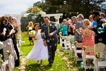 Real Weddings / Weddings that have taken place at our country club reception locations.