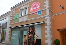 Desigual - store / Negozi, showroom e outlet realizzati da Real contract - Shops, showroom and outlet realized by Real contract www.realsrl.it