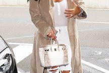 Kim Kardashian West Inspires / All Kim's Fashion Expresso