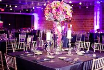 Purple Wedding Ideas / Purple has long been the most regal wedding color on the spectrum. With its deep velvety shades and rich undertones, purple is the color of true luxury and style.