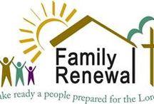 Family Renewal / Join Israel Wayne every month as he discusses life, theology, Christian Apologetics, education, family and cultural issues from a Biblical worldview. Israel is an author and conference speaker who often speaks at homeschooling conferences, and churches, as well as marriage and parenting seminars. http://ultimateradioshow.com/show-hosts/family-renewal/