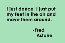 Fred Astaire Quotes / #fredastaire #gingerrogers #sandiego