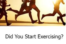 Exercise & Fitness / Healthy living & Exercise