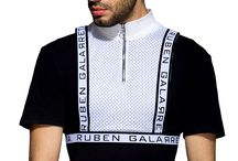 Ruben Galarreta/men / Spanish fashion designer