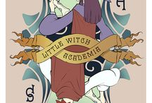 Little Witch Academia♡