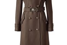 Military style coats