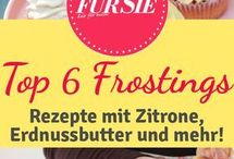 Frosting und Topping