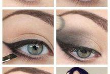Make-up + hair