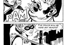 Candida / Comic heroine