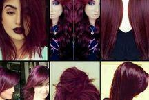 Long Hair Colors