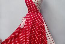 Vintage - Clothing - Flirty 50's fashion & Design / by Rinnie Hunt Henry