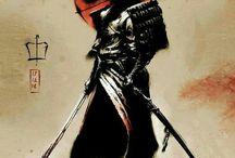Ninjas and Samurajs