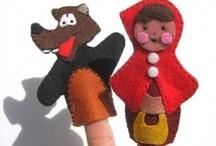 marionnette doigts