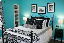 Ideas for Heather's bedroom!!! / Cute ideas that go with my room theme!!!!
