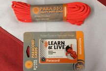 Paracord / Paracord, uses for survival, disaster, fun