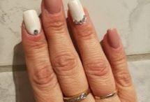 Nude nails / Saját készítésű körmök