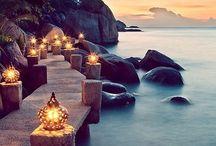 Vacations y Descanso, Travel ! / Vacation getaways for rest and relaxation. Mis lugares favoritos para pasar unas Vacaciones.
