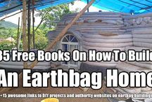 Earthbag houses