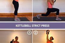 Kettlebel workout