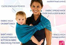 Babywearing Techniques