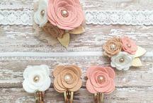 Flori textile