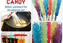 Recipes Sweets & Candies