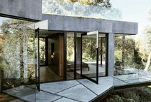 Architecture: contemporary Residential