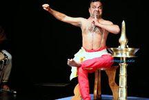 Kathakali, an art form