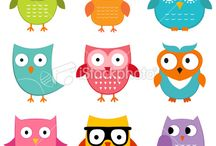 Owls / by Karen Sudom