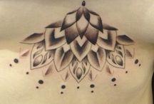 Sternum Tattoos