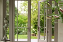 French Doors: Just Roof Lanterns / A collection of images of