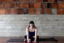 Yoga / by Victoria Levin